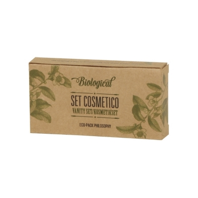 Vanity set - Set cosmetico Biological