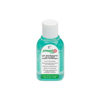 Primagel Plus, disinfettante mani 50 ml