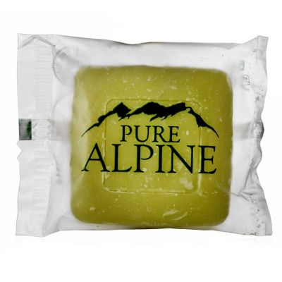 Sapone vegetale 20 g in flow pack Pure Alpine