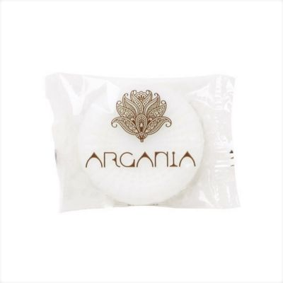 Sapone in bustina a chiusura flow pack 15 g Argania