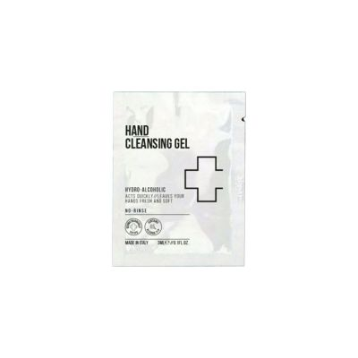 Gel detergente mani in bustina 3 ml - Sanit Lab