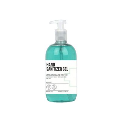 Dispenser Gel igienizzante mani 500 ml - Sanit Lab