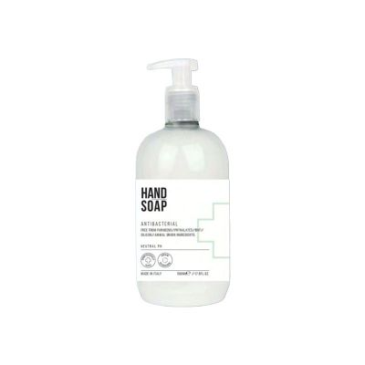 Dispenser sapone mani antibatterico 500 ml - Sanit Lab
